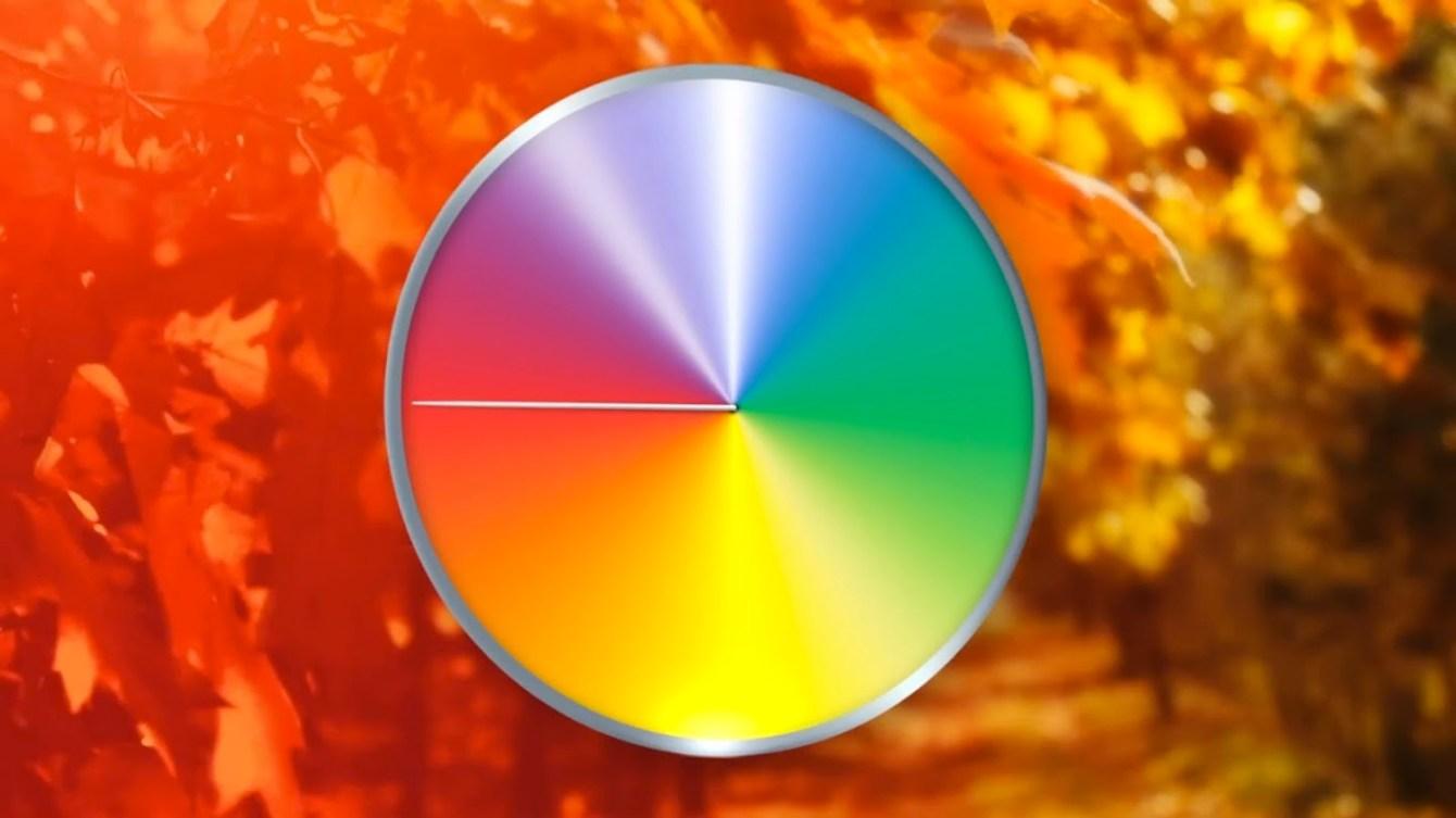 *The Present Clock:季節色彩變化日曆時鐘! 2