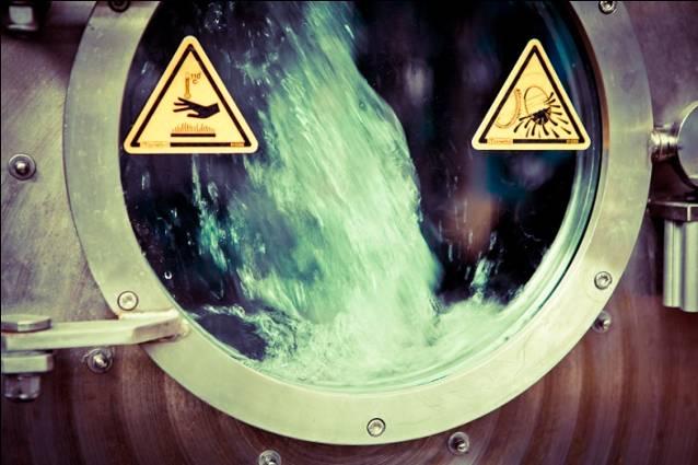 *MCS環保概念的紡織工藝:雷射破壞製作過程完整公開! 7