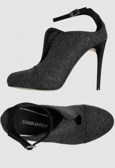 Go Wild With Boots | 8dsquared2 Footwear Shoe Boots Women from  yoox.com
