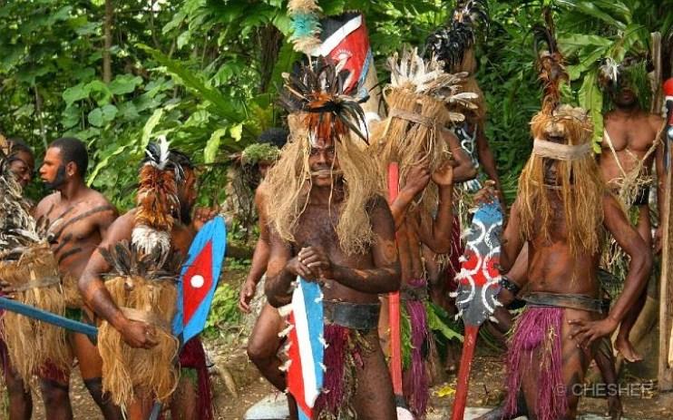 жители Вануату