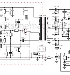 tv power schematic wiring diagram files led tv power supply schematic tv power schematic [ 1600 x 569 Pixel ]