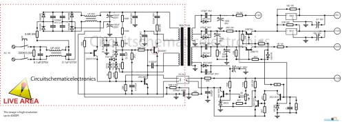 small resolution of tv power schematic wiring diagram files led tv power supply schematic tv power schematic