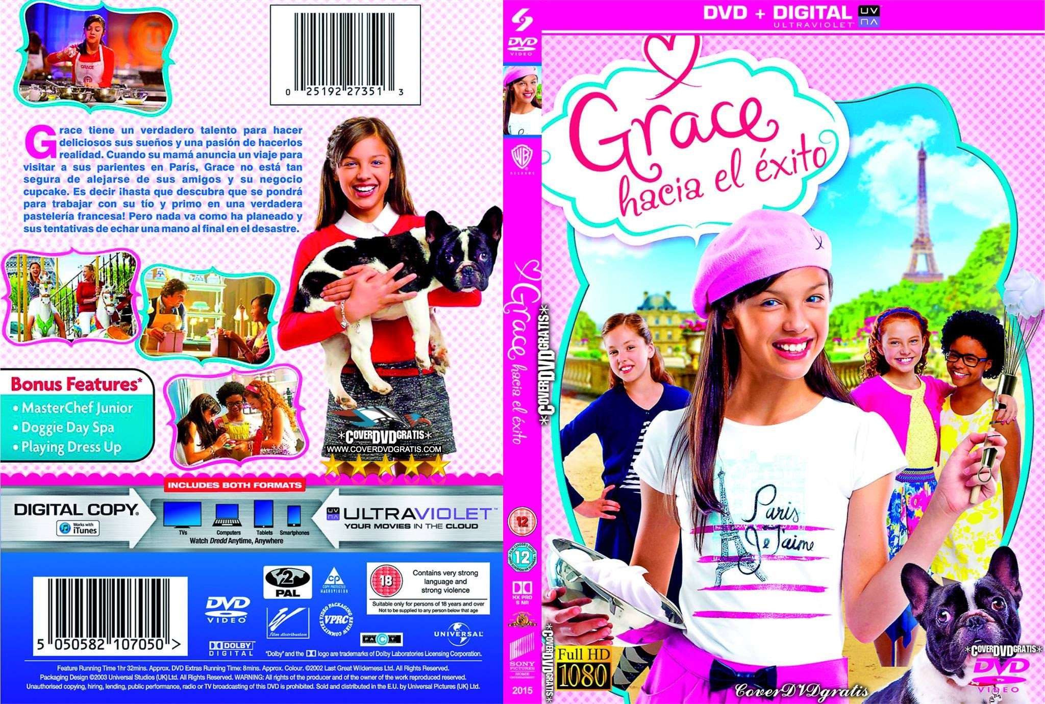 Grace Dvd Will Amp Cover