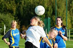 KSV Roeselare dames winnen vlot van Ichtegem