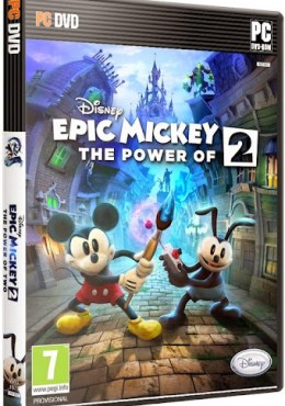 Disney Epic Mickey 2: The Power of Two PC - Torrent + Crack (2014) RELOADED