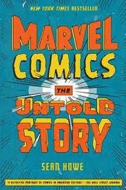 La historia jamas  contada de Marvel, Marvel Untold history, comic comicbook tebeos, vertice, forum Panini Sean Howe Crying Grumpies