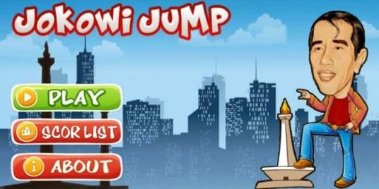 Jokowi Jump