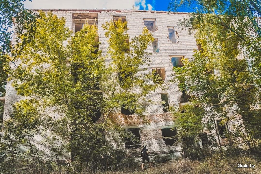 Пятиэтажка в д. Рудаков