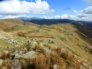 The ridge to Gibson Knott