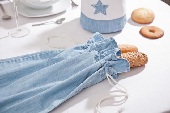 Textiles jean para decorar tu cocina - Decorar pantalones vaqueros ...