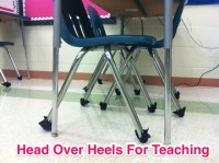 Head Over Heels For Teaching: Tried It Tuesday: Felt ...