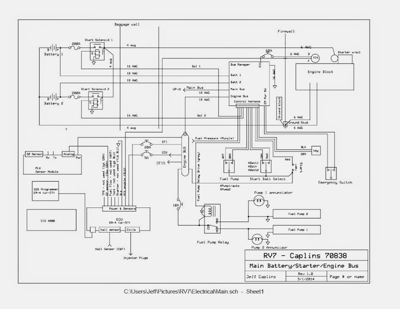 Grt Wiring Diagram