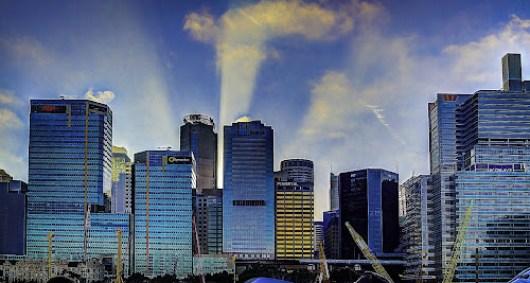 Sydney City at Dawn