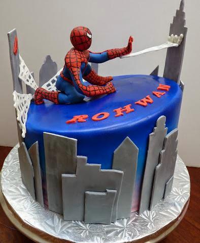 50 Best Spiderman Birthday Cakes Ideas And Designs 2019 Birthday