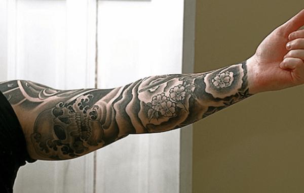 full sleeev tattoos