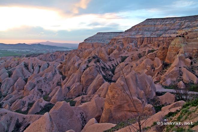 Red Valley, Cappadocia