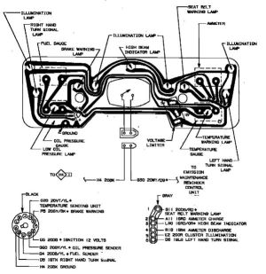 '87 Dash Wiring  DodgeTalk : Dodge Car Forums, Dodge Truck Forums and Ram Forums