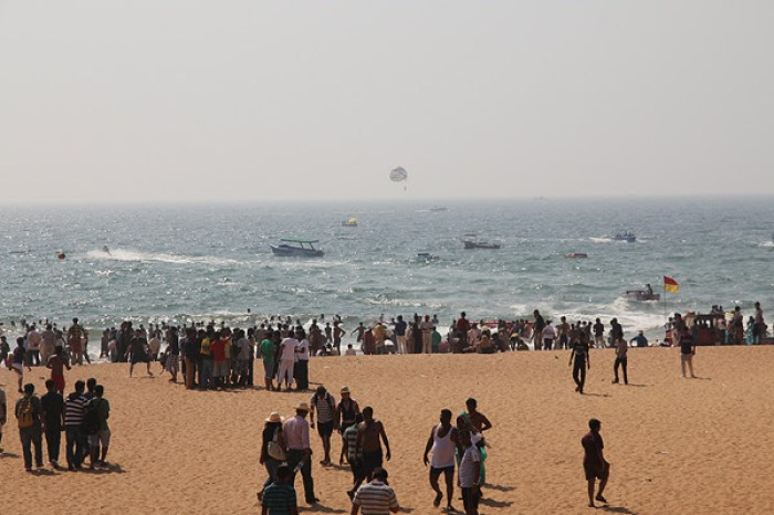 baga beach, goa india, beaches of goa, beaches of india