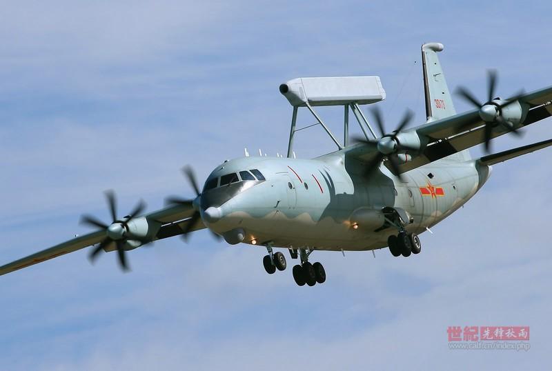 大陸地區共軍空警200預警機 (運-8, KJ-200) - 軍事討論區 - SOGO論壇