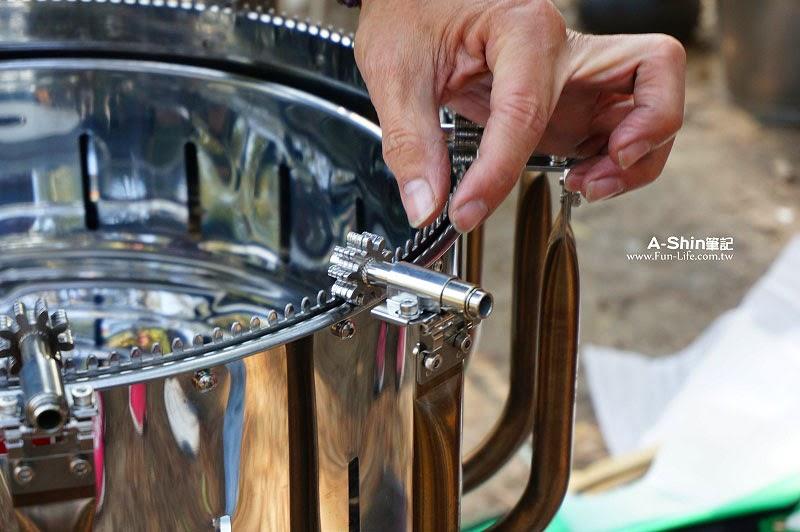 不鏽鋼鍋-夯伯燒烤萬用爐8