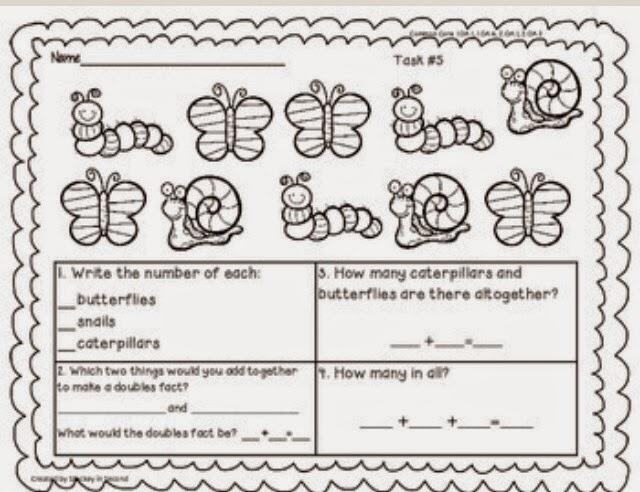Stuckey in Second: 2nd Grade Math Tasks