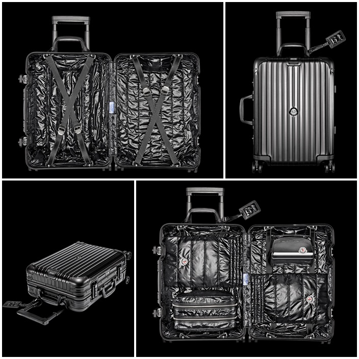 My favourite suitcase company has paired up with my favourite outerwear company to make my dream suitcase. Behold this Rimowa x Moncler beauty priced at ...