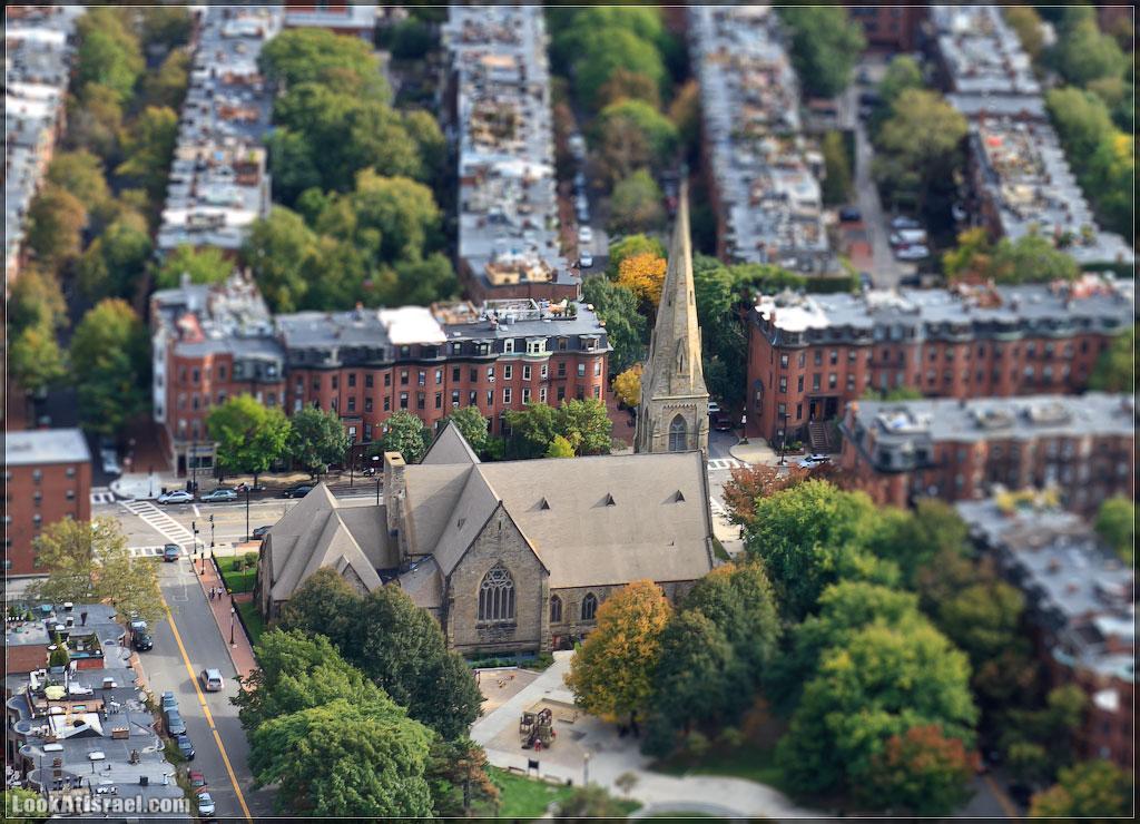 Tilt Shift: Бостон