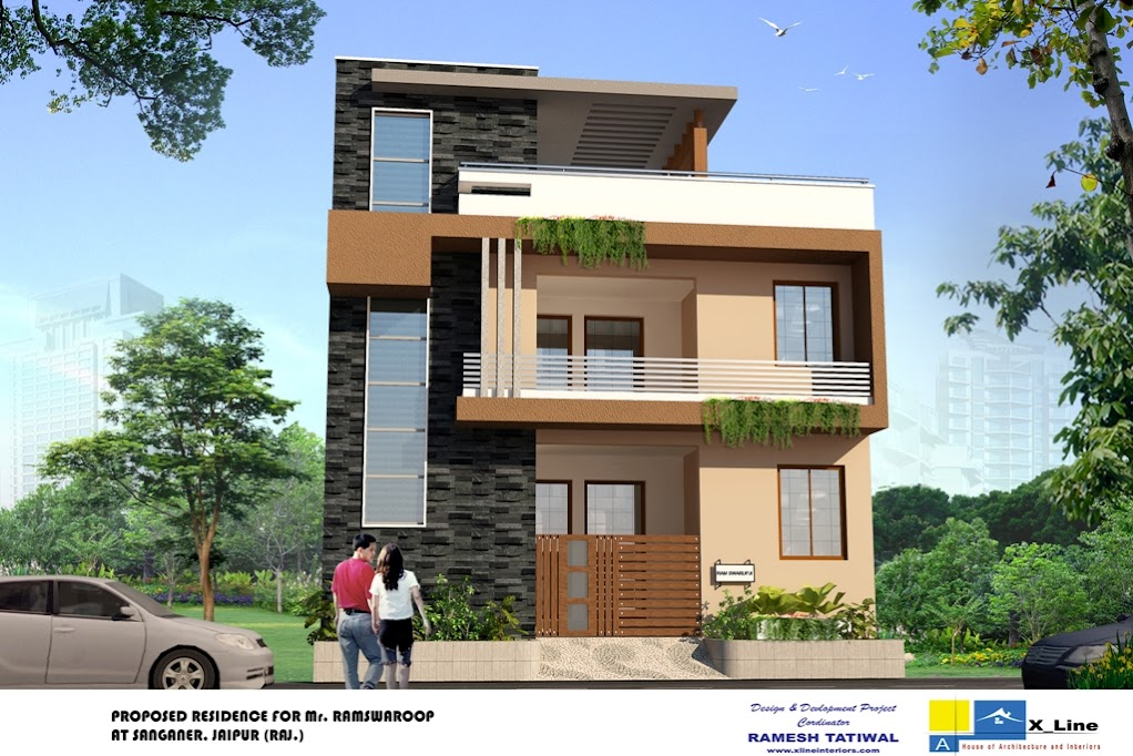 30 X 40 Duplex House Designs In India Saeed Pinterest House
