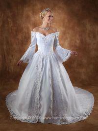 Purple Clover Events: Irish Wedding Traditions - The Dress!