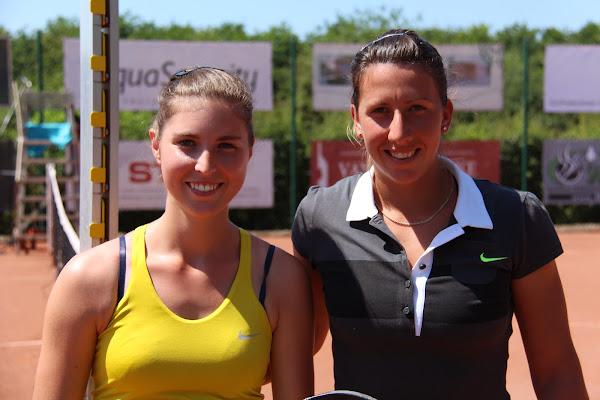 Elien Crombez en Tatiana Bua