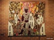 Tapestries at uMgnugundlovu