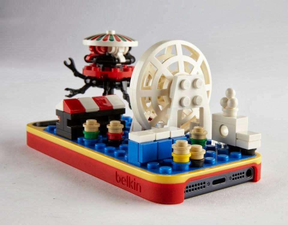 #智慧手機的歡樂聚會:LEGO x belkin iPhone 5 protective builder case 4