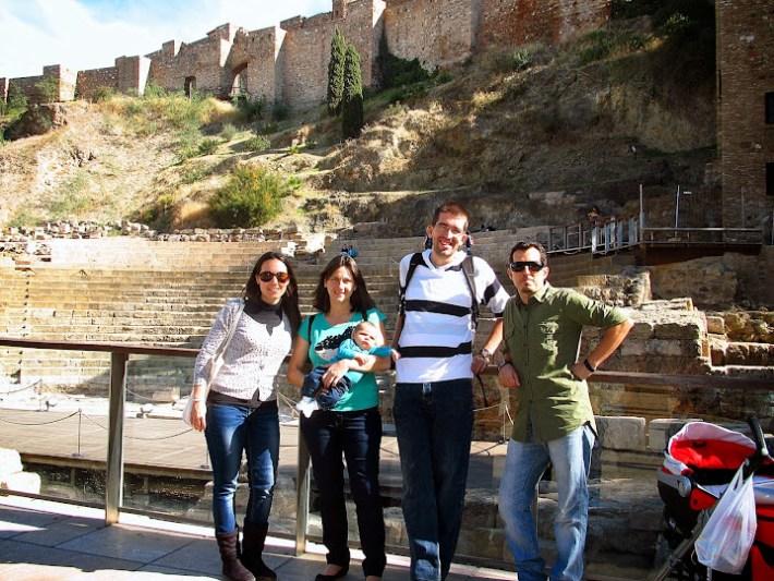 Ruta por Andalucía. Málaga