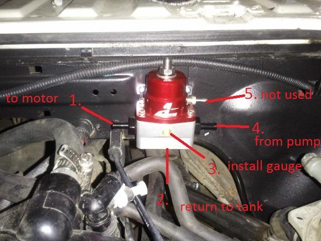 Ford Expedition Fuel Pressure Sensor Also 4 Wire O2 Sensor Wiring