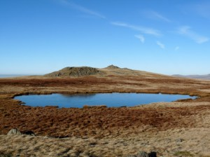Stainton Pike from Holehouse Tarn