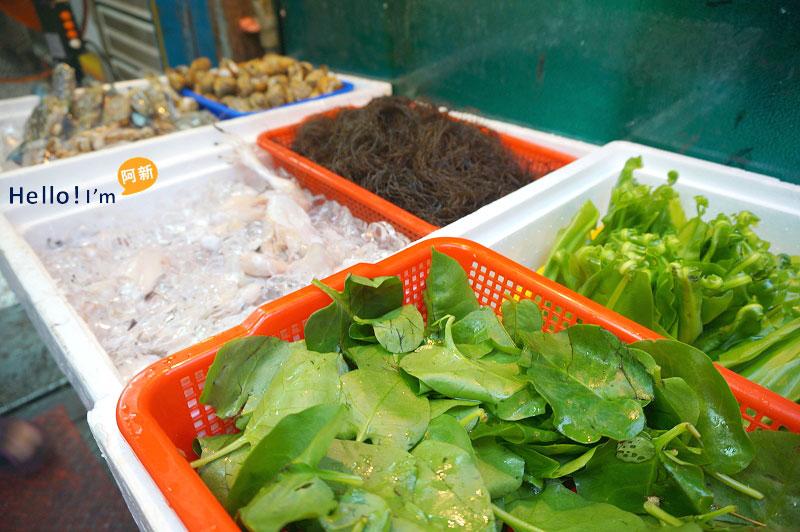 金城海鮮餐廳,新大廟口海鮮-5