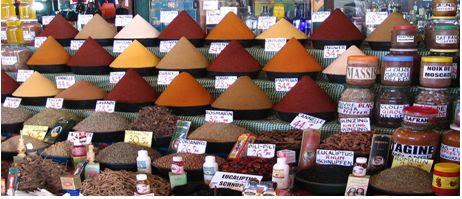توابل المغرب