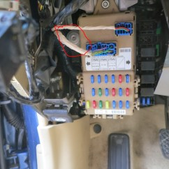 Light Wiring Diagram Australia 05 F250 Fuse Box Subaru Forester Owners Forum - ('06-'08) No Blower Fan Works, Resistor Checks Out