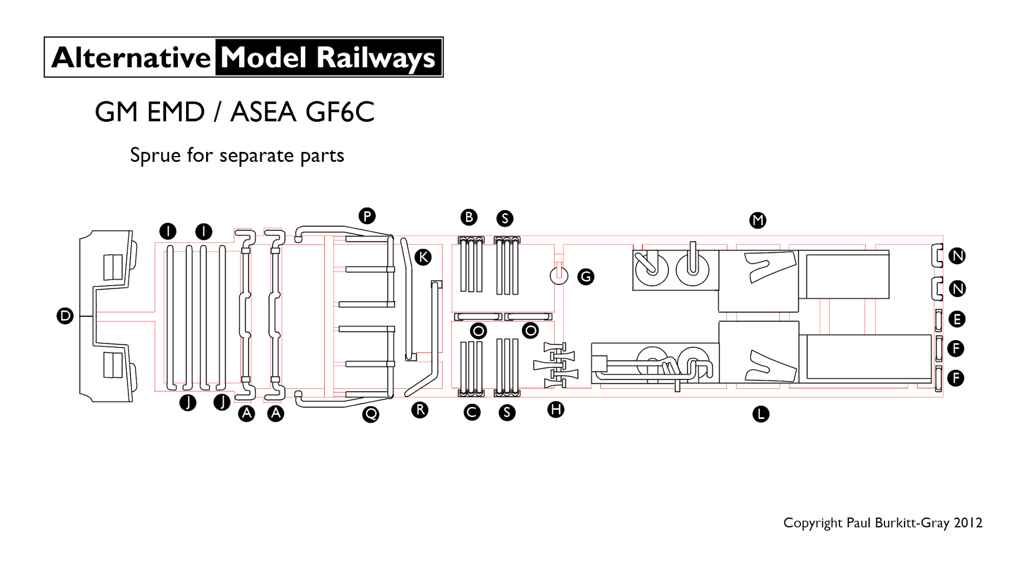 diesel locomotive engine block diagram