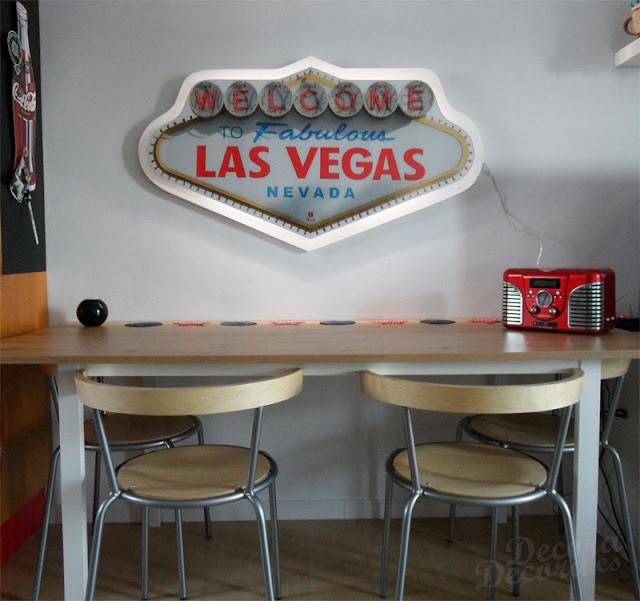 Cuadro de Las Vegas.