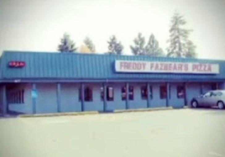 Freddy Fazbears Pizza Restaurant Location