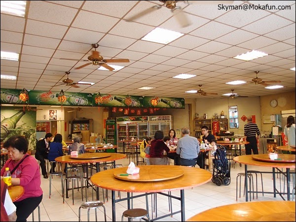 [食記]臺中神岡-蓉城水餃海鮮小館。腳踏車道旁的美食 | MokaFun