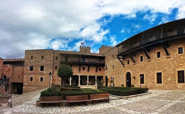 Turismo rural en Sigüenza. Castillo de Sigüenza