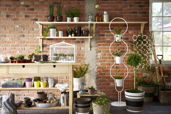 Decoración primavera 2013 de IKEA.