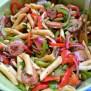 Cajun Pasta Salad Budget Bytes