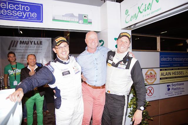 Kris Princen en schepen van sport José Debels