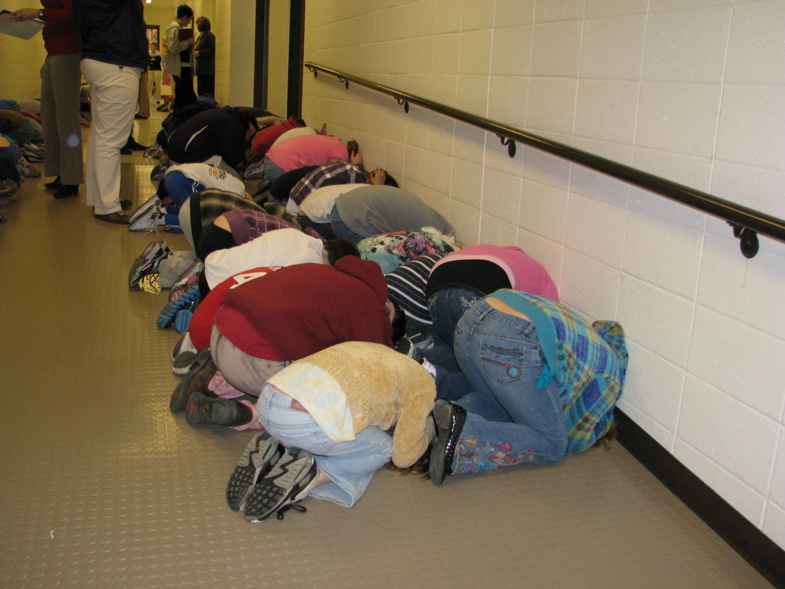 Life After Public School State Wide Tornado Drill