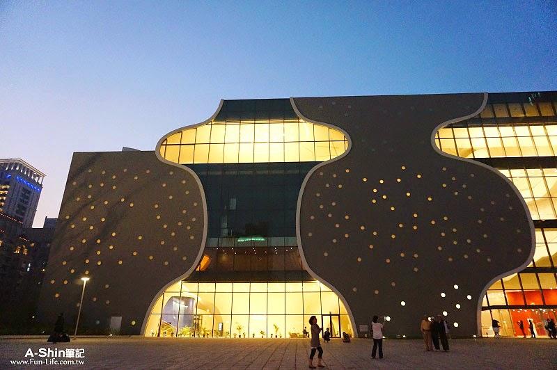 台中國家歌劇院9
