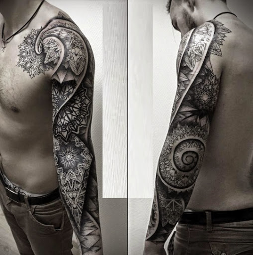 55 awesome sleeve tattoos ideas and designs tattoos me part 2. Black Bedroom Furniture Sets. Home Design Ideas