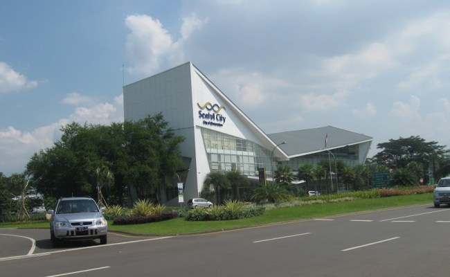 Kantor Pemasaran Sentul City Indonesia